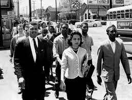 Diane Nash and Freedom Riders
