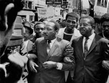 Marching with Martin Luther King