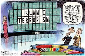 Islamic terrorism cartoon