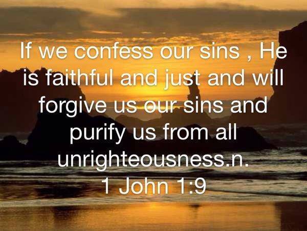 1 John 1 9