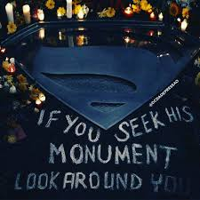 Superman's monument